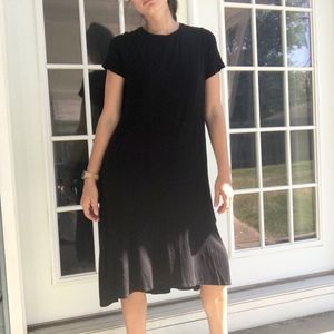 Agnes & Dora Black Dress